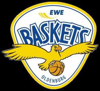 EWE Baskets Logo