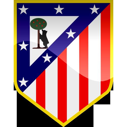 Atlético de Madridlogo