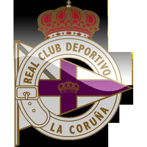 Deportivo La Coruñalogo