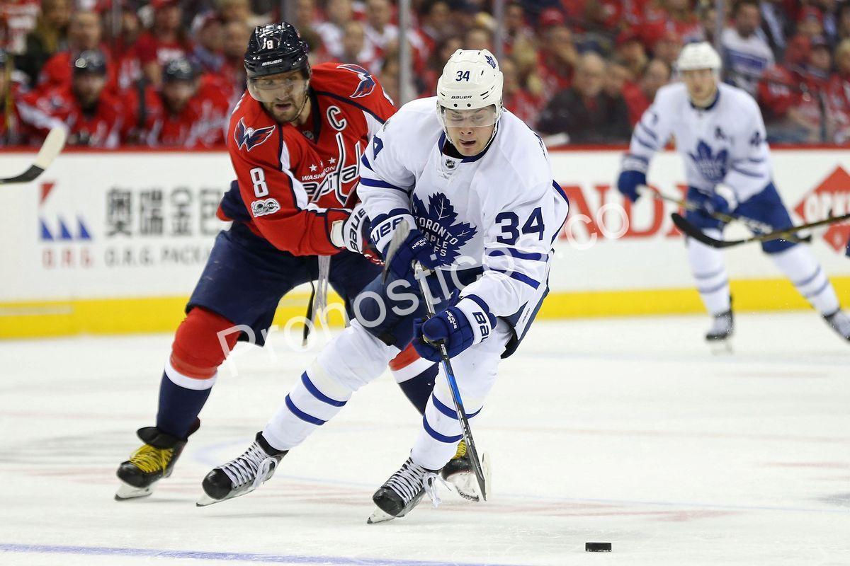 Toronto Maple Leafs vs Washington Capitals Prediccion
