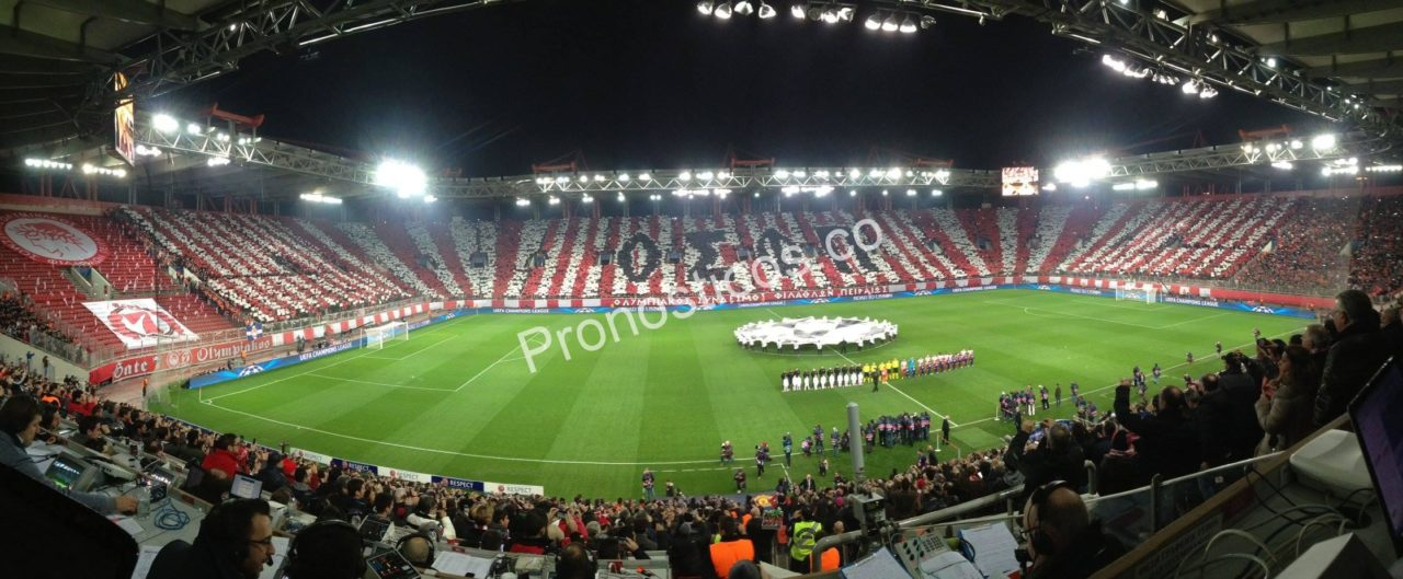 Olympiacos Piraeus vs Juventus Prediccion