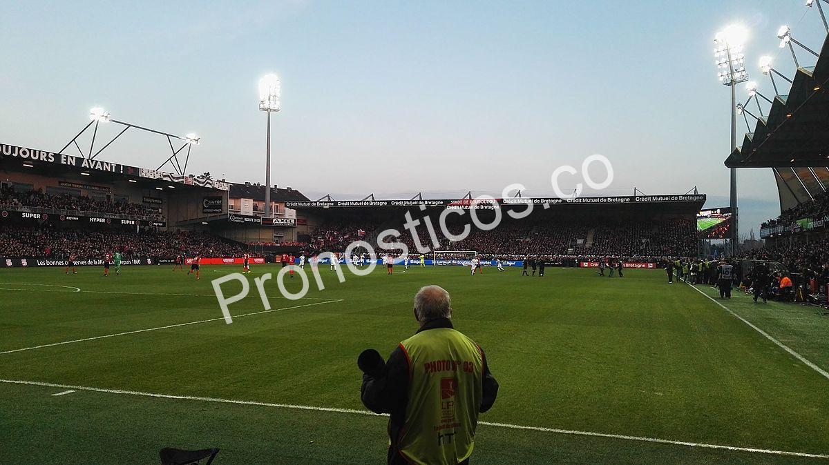 Guingamp vs Paris SG Prediccion