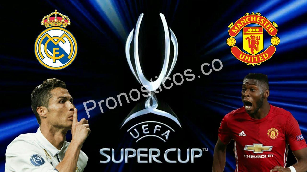 Real Madrid	 vs 	Manchester Utd Prediccion