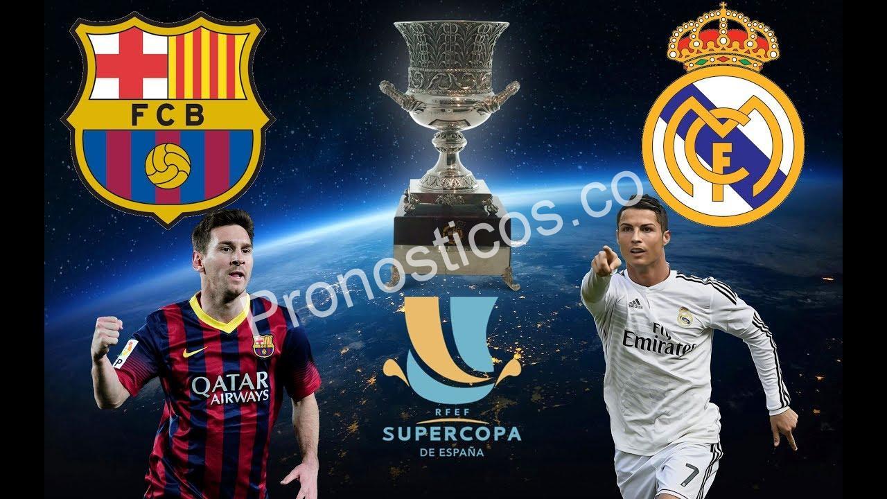 Barcelona vs Real Madrid Prediccion