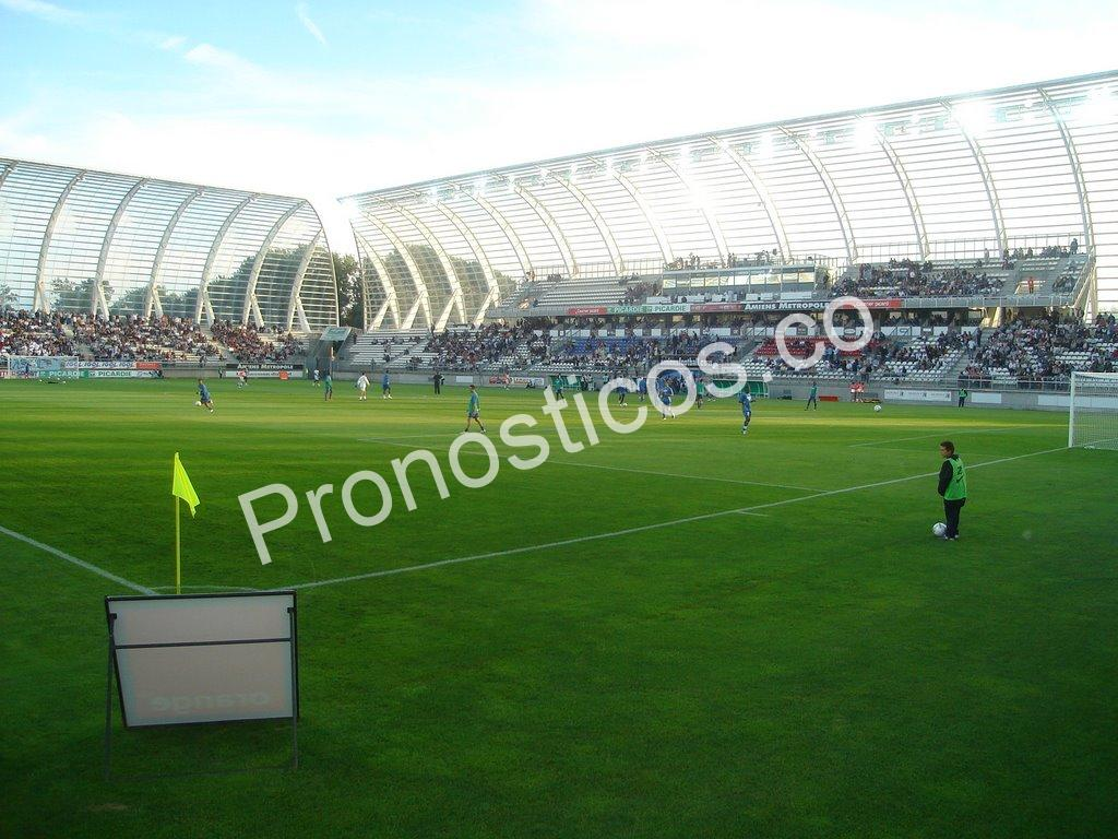 Amiens vs Montpellier Prediccion