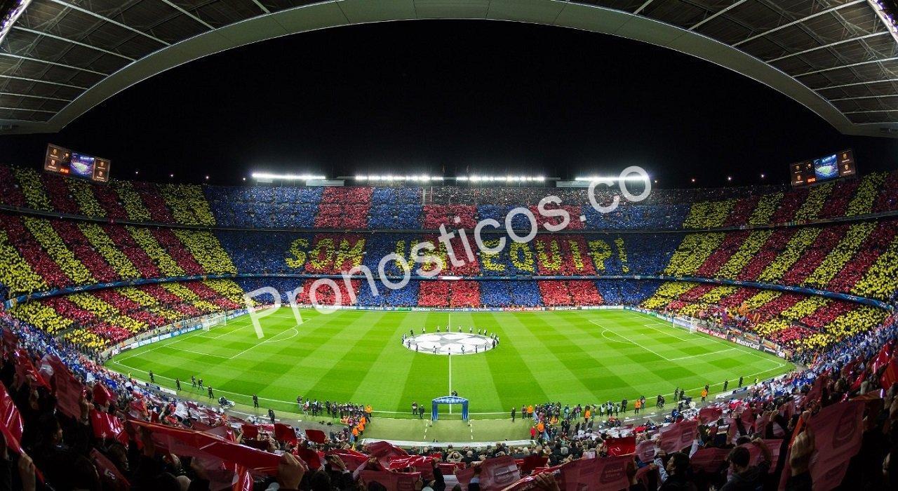 Barcelona vs Eibar Prediccion