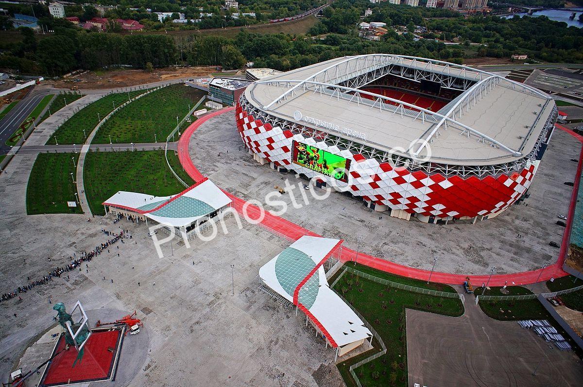 Spartak Moscú vs Akhmat Grozny Prediccion