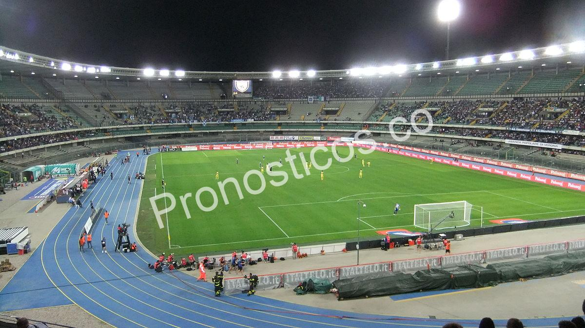 Verona vs Chievo Prediccion