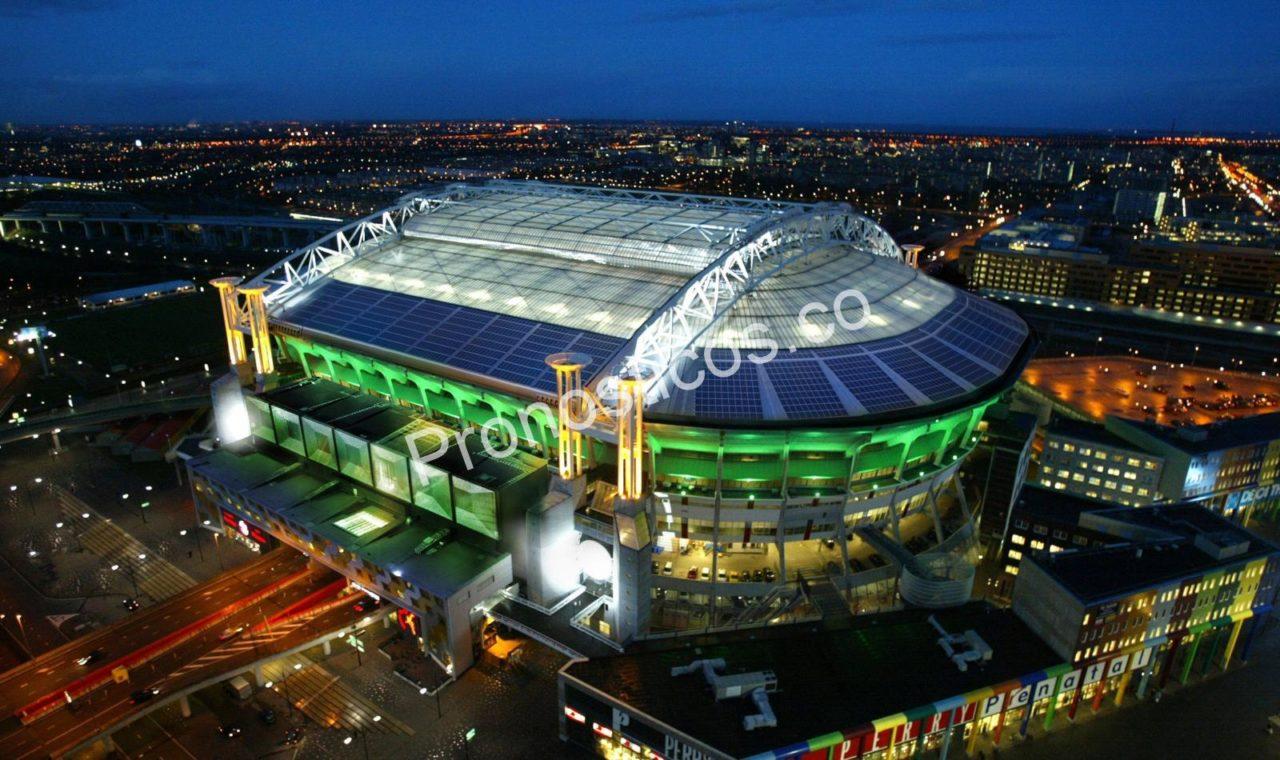 Ajax vs Dinamo Kiev Prediccion
