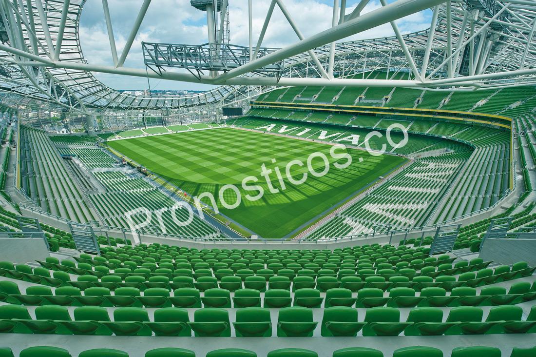 Irlanda vs Dinamarca Prediccion