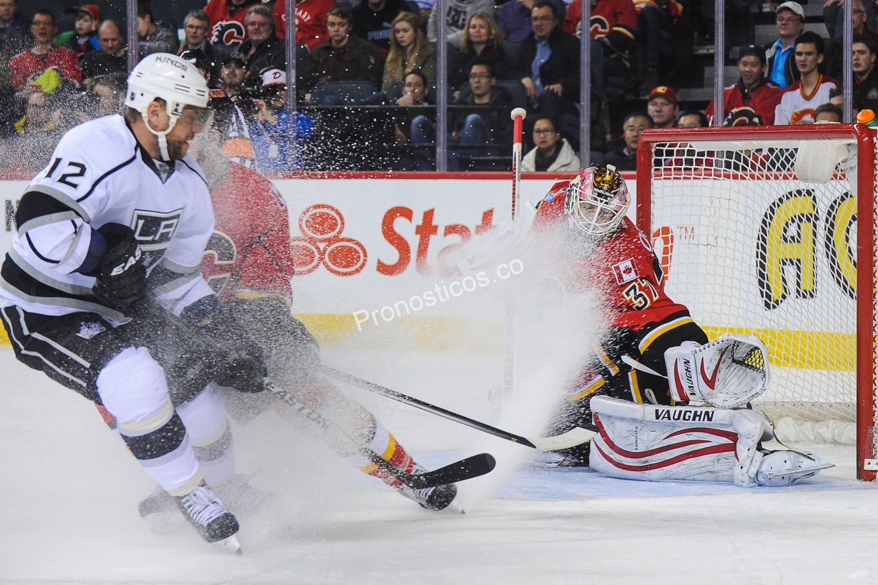 Los Angeles Kings	 vs 	Calgary Flames Prediccion