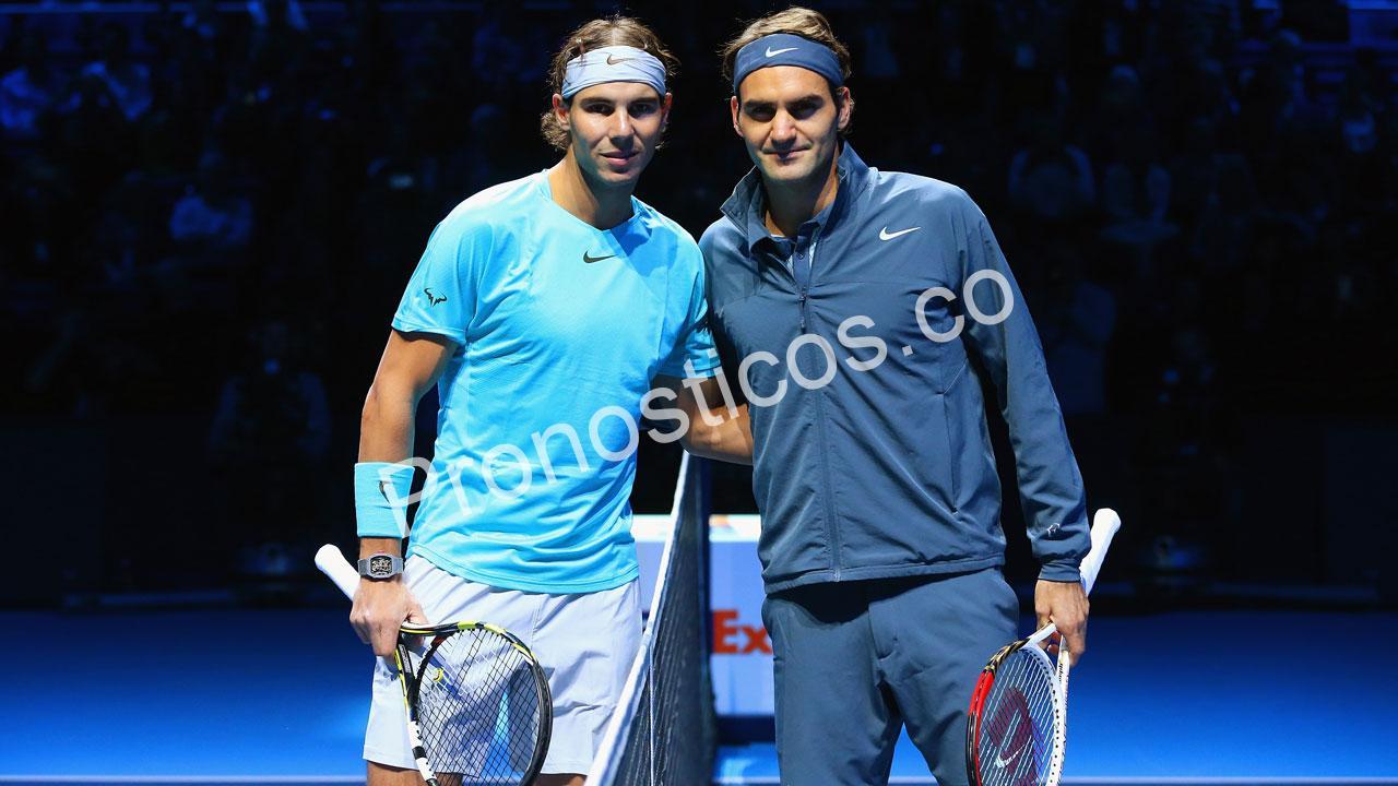 Rafael Nadal vs Roger Federer Prediccion