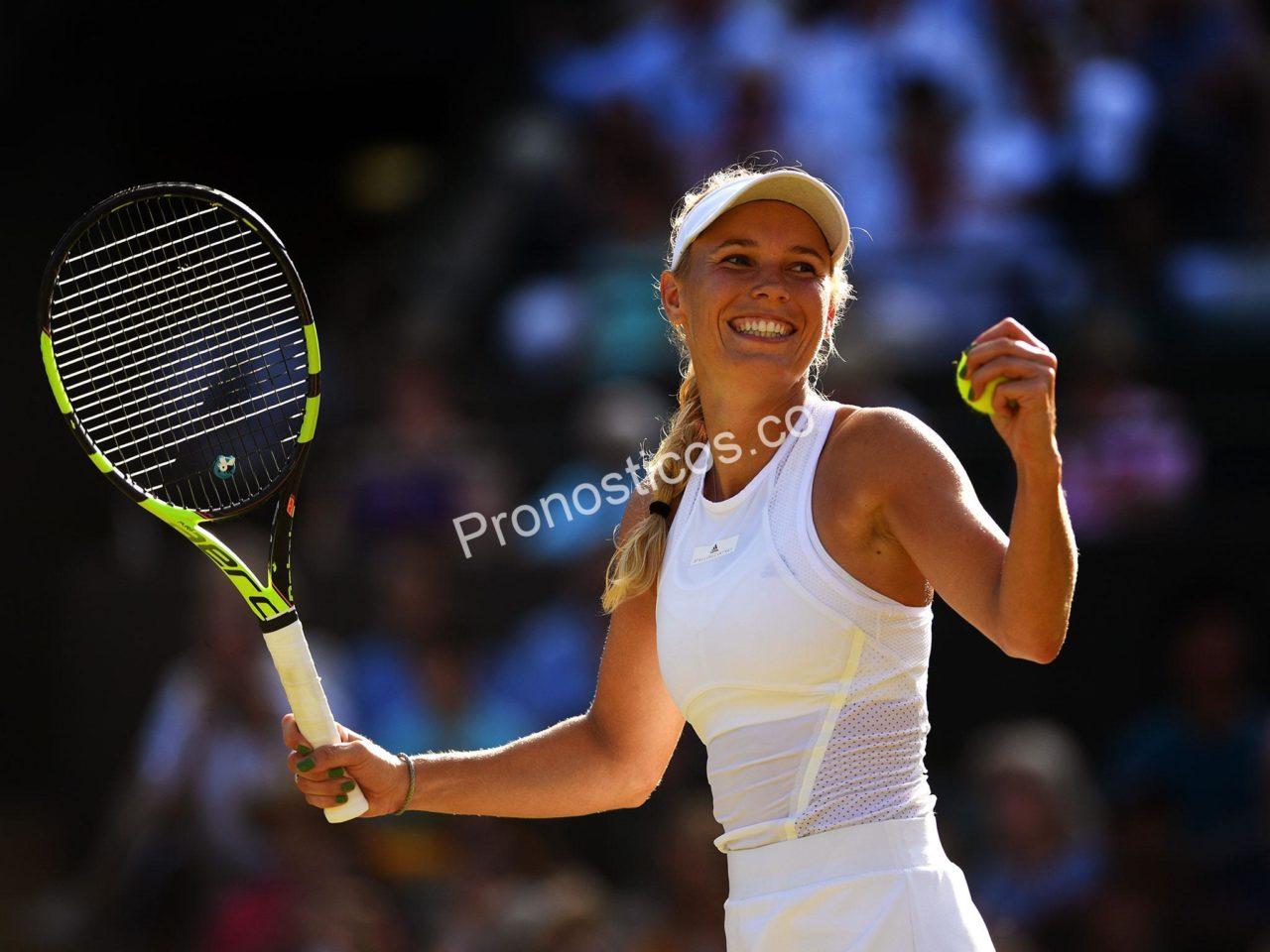 Caroline Wozniacki vs  Lizette Cabrera Prediccion