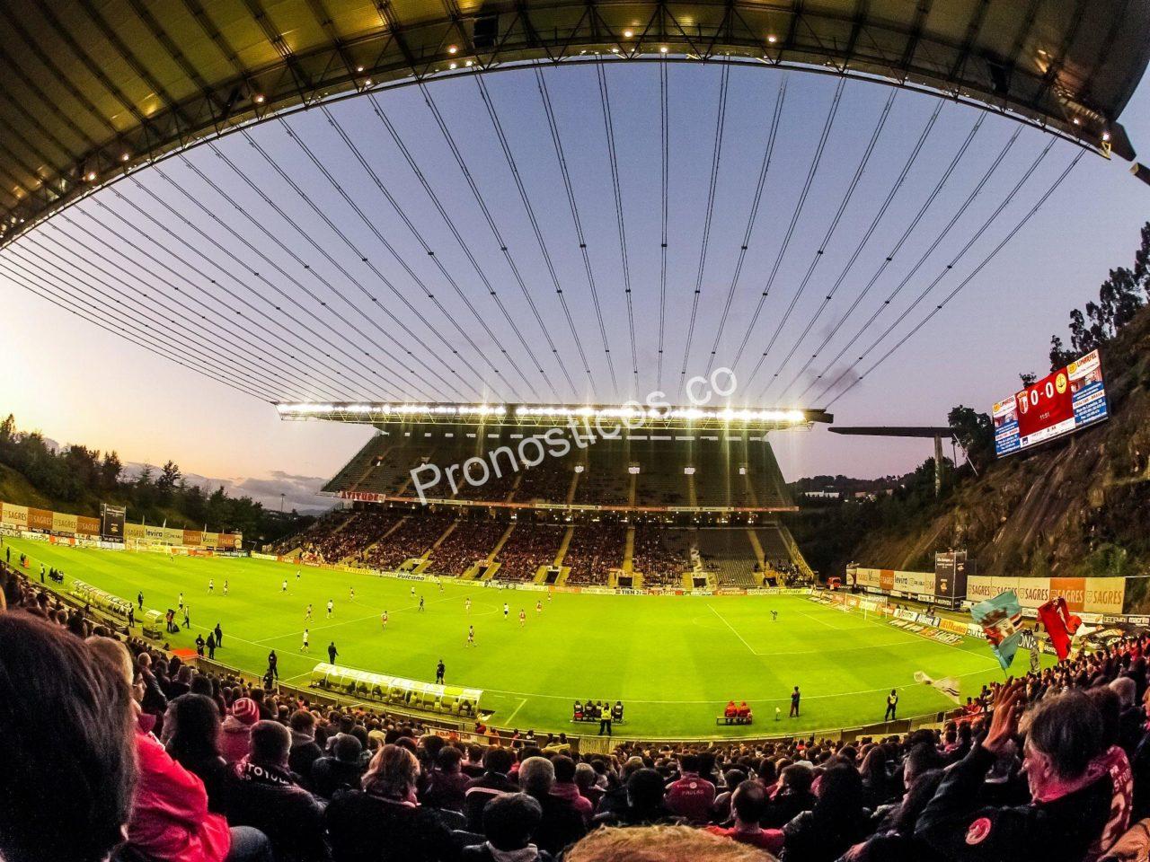 Braga vs Benfica Prediccion