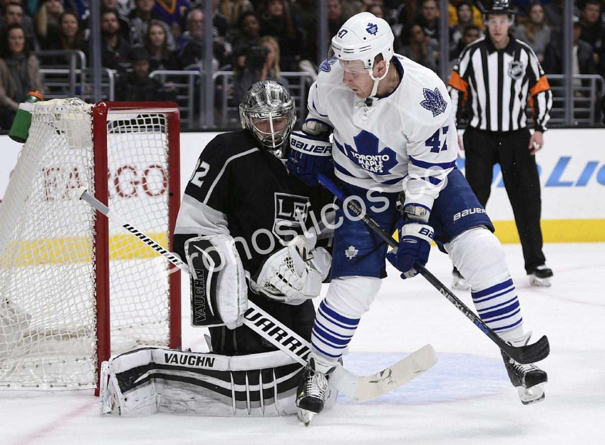 Los Angeles Kings	 vs 	Toronto Maple Leafs Prediccion