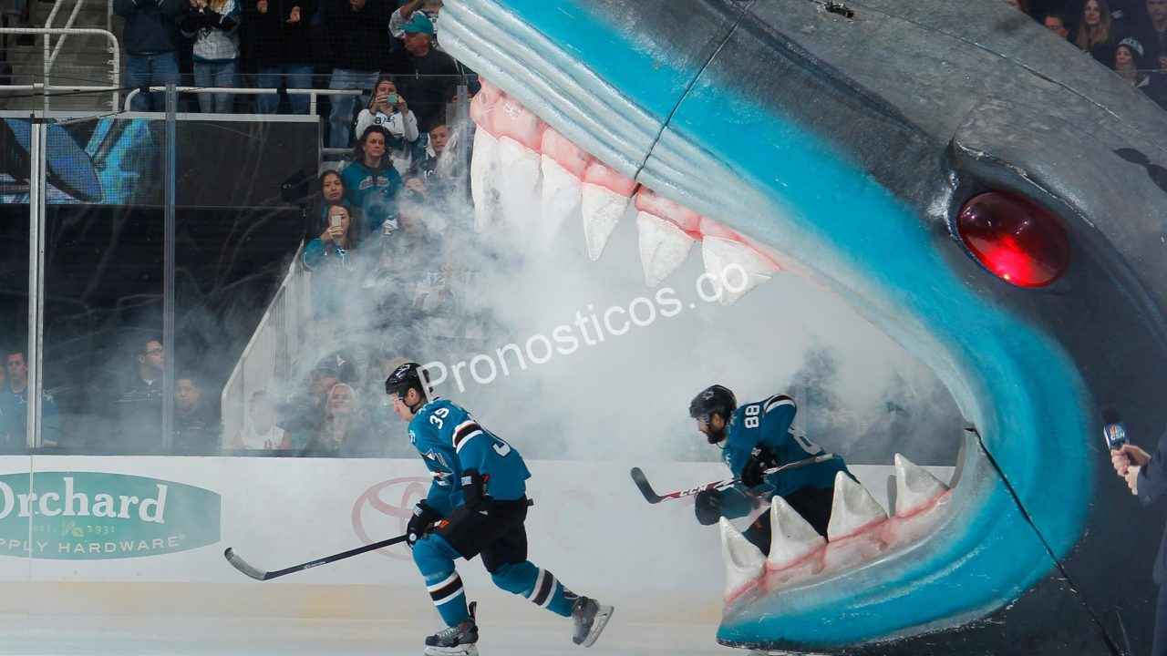 San Jose Sharks	 vs 	Anaheim Ducks Prediccion