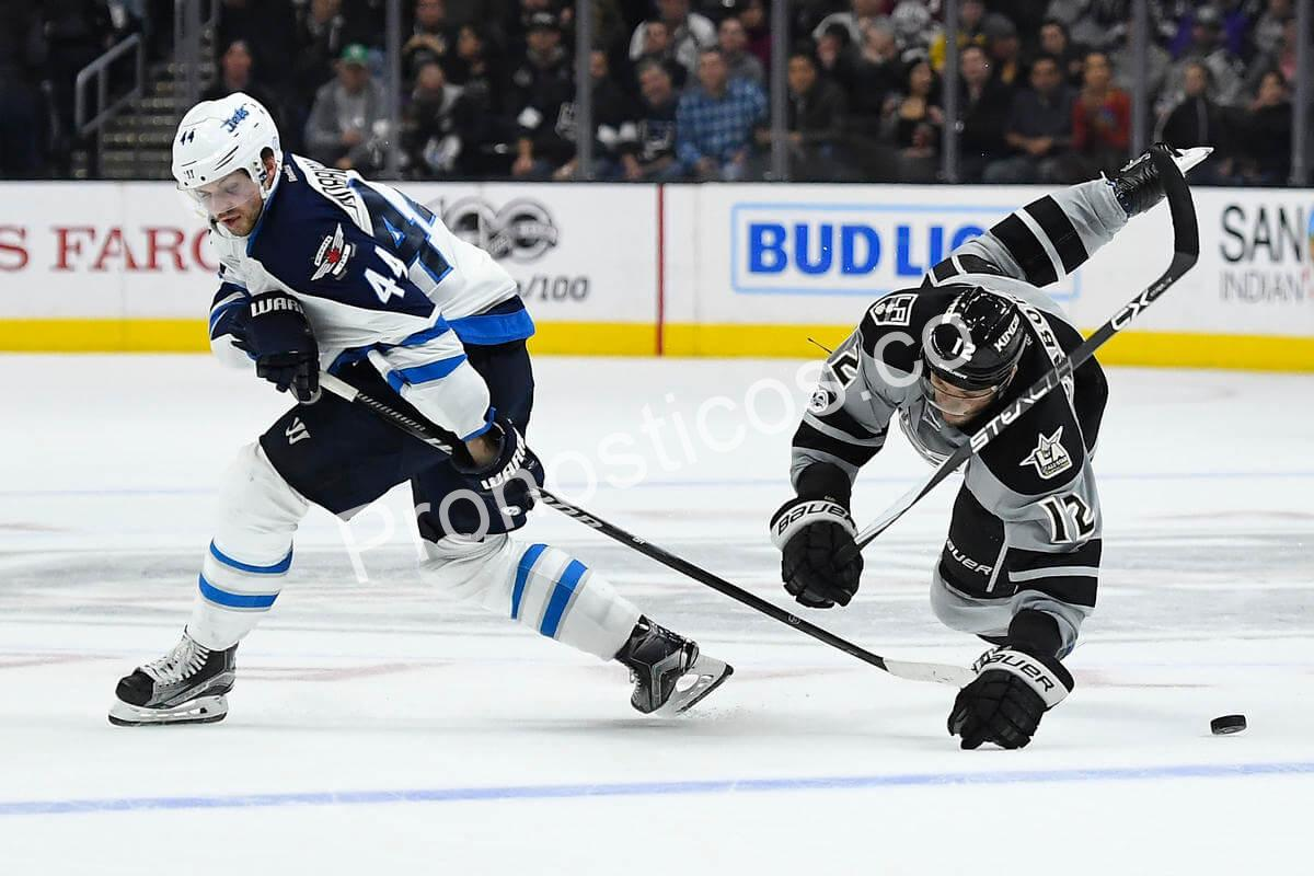 Los Angeles Kings vs 	Winnipeg Jets Prediccion
