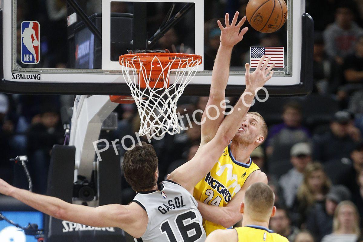 Denver Nuggets vs San Antonio Spurs Prediccion