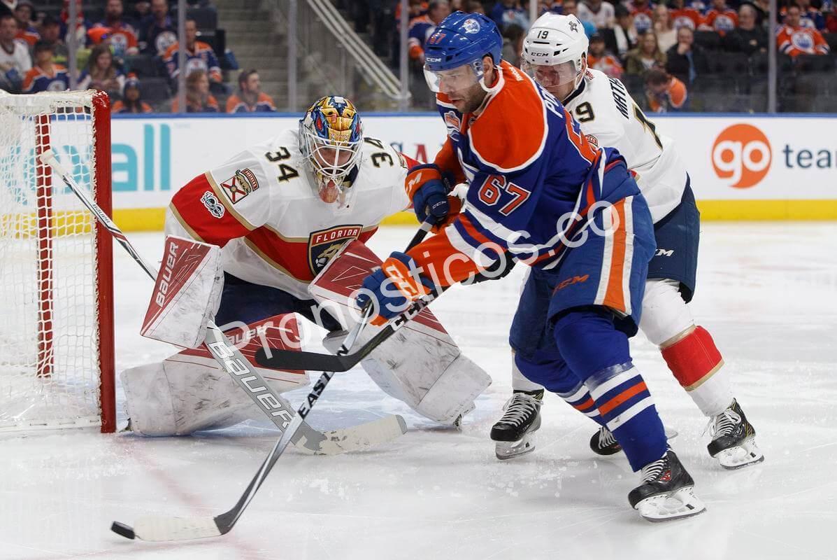 Edmonton Oilers vs Florida Panthers Prediccion