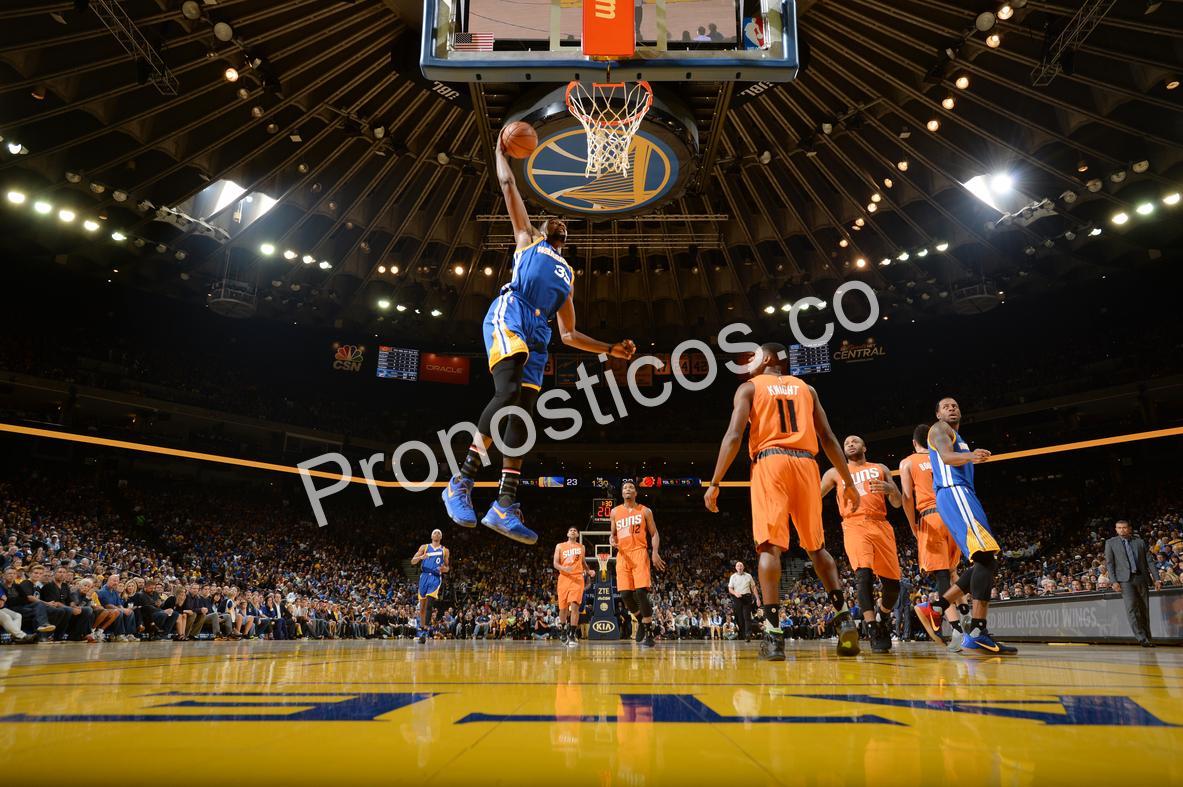 Golden State Warriors vs Phoenix Suns Prediccion