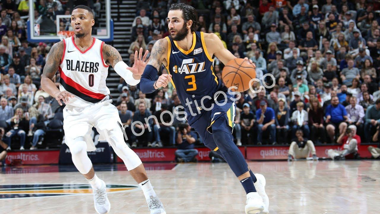 Portland Trail Blazers	 vs Utah Jazz Prediccion