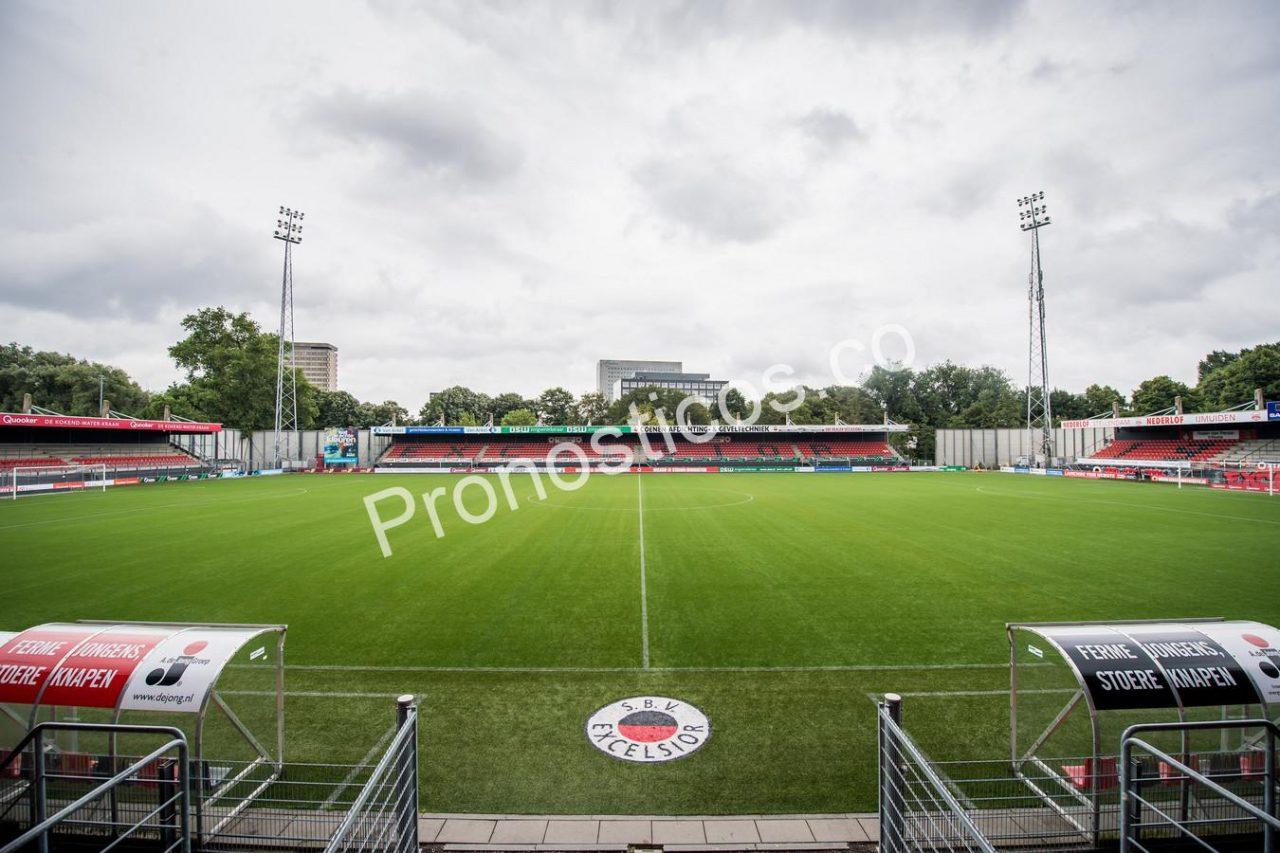Excelsior vs AZ Alkmaar Prediccion