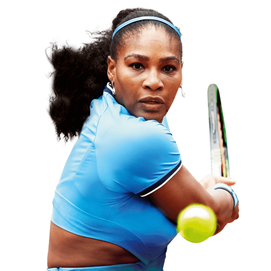 Serena Williams  Logo