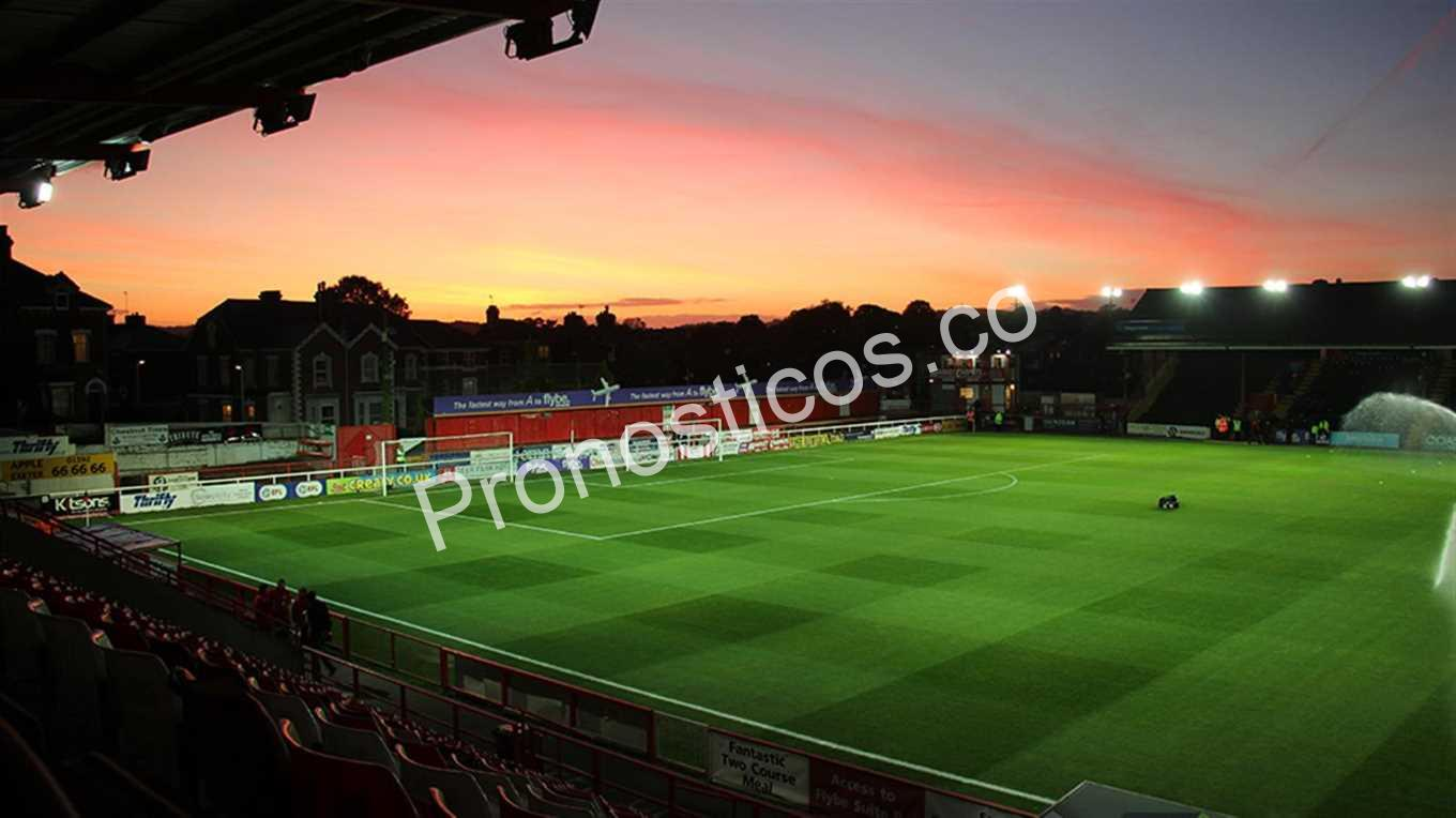 Exeter vs Lincoln City Prediccion