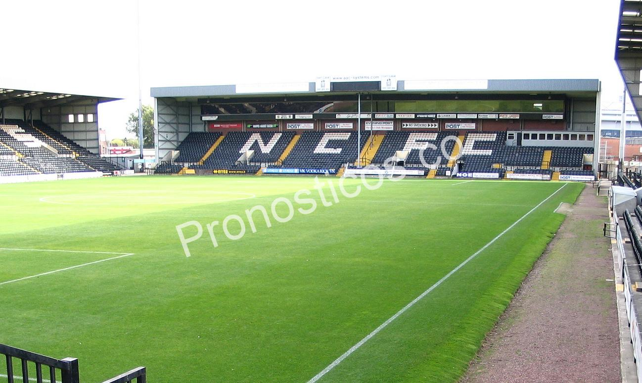 Notts County vs Coventry Prediccion