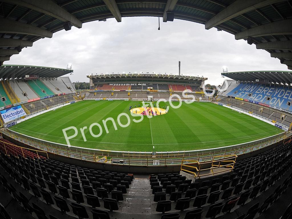 Club Brujas vs Kortrijk Prediccion