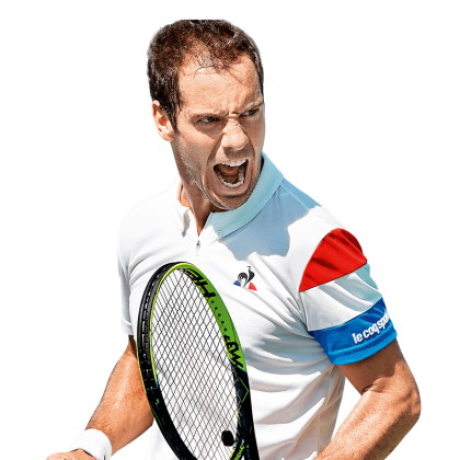 Richard Gasquet  Logo