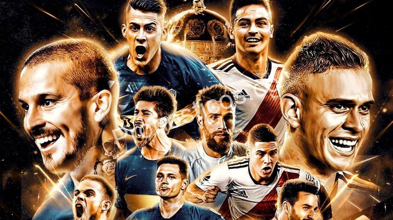 River Plate vs Boca Juniors Prediccion